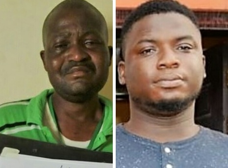 Court convicts two fraudsters, Akinyemi Toheeb and Adisa
