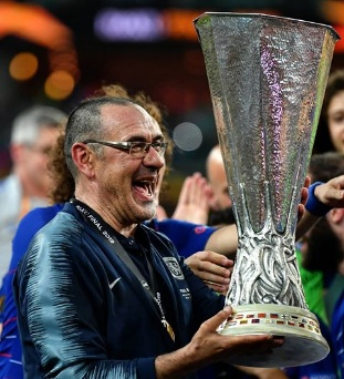 Chelsea confirm Maurizio Sarri is leaving the club to join Juventus
