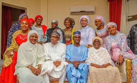 Nigeria's First Lady Mrs Aisha Buhari shares lovely family photos