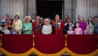 Trooping the Colour: Queen Elizabeth marks her official 90th birthday