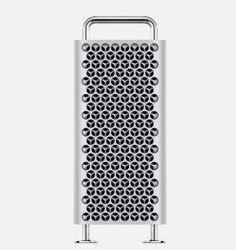 Apple unveils new Mac Pro that Looking like an Okra slicer!