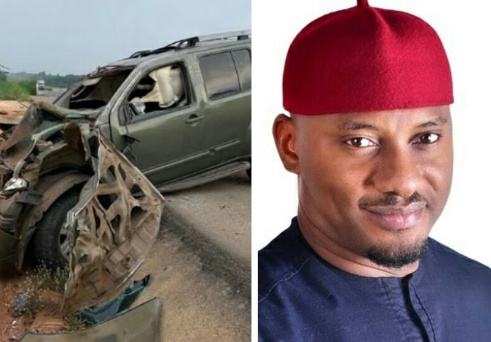 Edochie shares how he miraculously survived a ghastly car accident