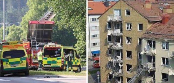 20 confirmed dead as bomb blast rocks a town in Southern Sweden