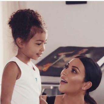Kim Kardashian pays tribute to North who turns 6 today