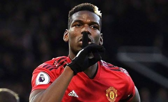 Paul Pogba Lends His Voice To The Fight Against Racism In Football