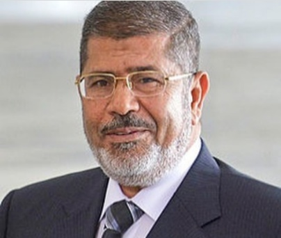 Breaking: Former Egyptian President, Mohammed Morsi, dies in court
