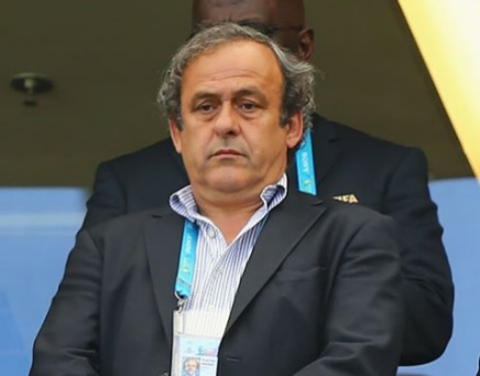 Breaking: Former UEFA President Michel Platini arrested in Paris