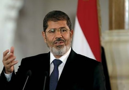 Former Egyptian President Mohamed Morsi buried in Cairo