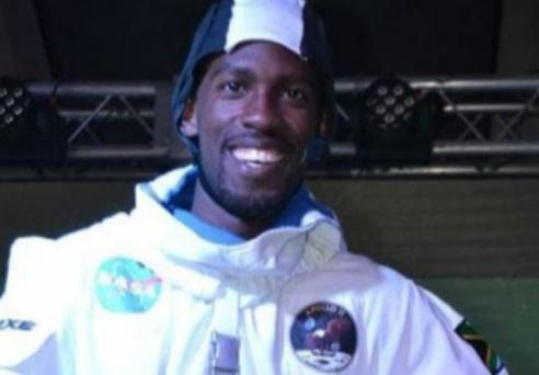 First black African billed for space travel, Maseko dies