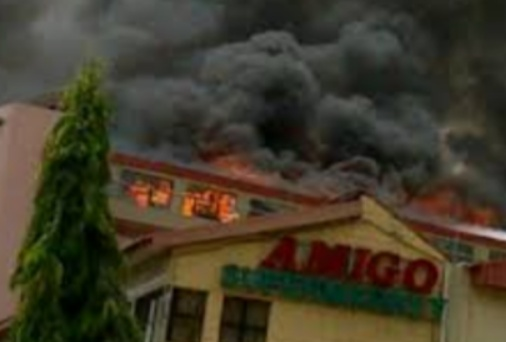 Management dismisses fire incident report at Abuja 4U supermarket