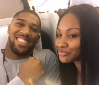 Former boxing champion Anthony Joshua visits Nigeria