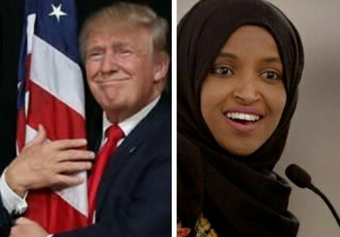 Trump tells Liberal Democrat Congresswomen to leave US