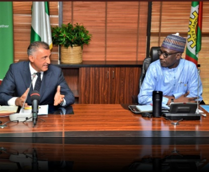 NNPC pledges support for ENI/Agip on Cash-Call repayment