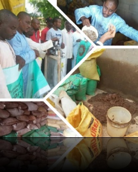 EFCC arrests 8 for producing, and selling adulterated Fertilizer