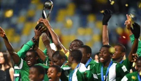 Brazil 2019: Nigeria in Group B of the FIFA U17 word Cup Draws