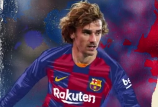 Breaking: Barcelona confirms the signing of Antoine Griezmann