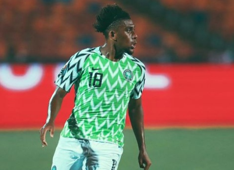 Jay Jay Okocha drags a fan who called Alex Iwobi a 'disabled man'