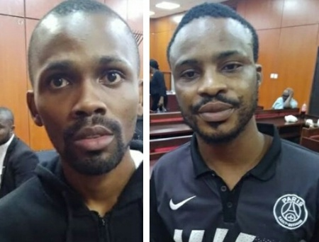 Two Internet Fraudsters Bag 12 Months Imprisonment
