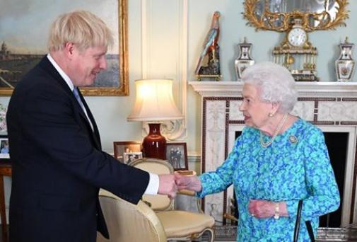 Boris Johnson gets his wish,Queen approves Parliament's suspension
