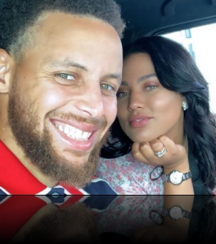 Each day with you is the ultimate blessing-Ayesha tells Curry