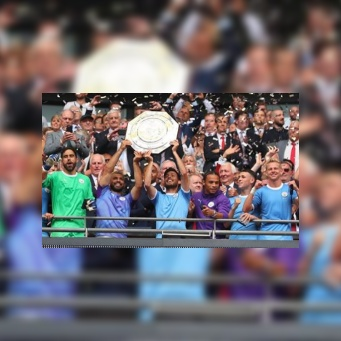 Manchester City beat Liverpool on penalties to win Community Shield