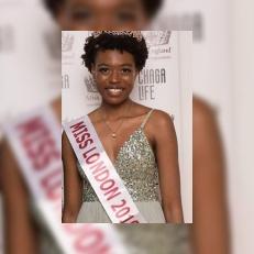 Zimbabwean Vimbai Chapungu becomes first black Miss London
