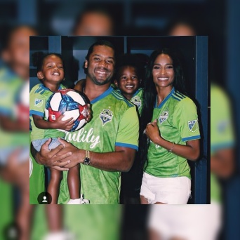 Ciara,Russell Wilson announce ownership of MLS team Sounders FC