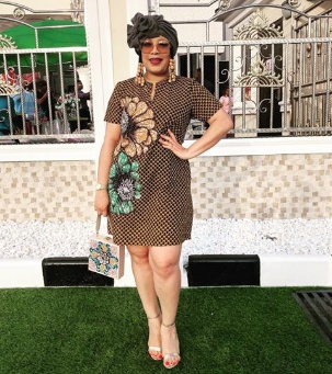 Monalisa Chinda-Coker steps out with daughter in matching outfits