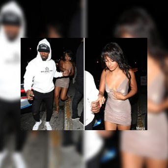 Jamie Foxx 'mystery lady' identified, as Sela Vave his newest artist
