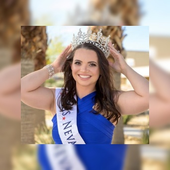 Ms Nevada allegedly stripped of her crown for supporting Trump