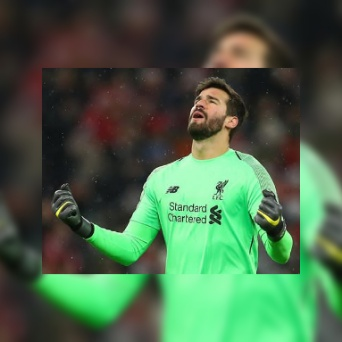 Breaking: Liverpool's Alisson Becker wins Goalkeeper of the season