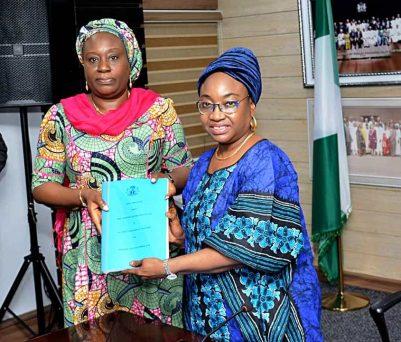 Head of Service: Dr Folashade Yemi-Esan takes over from Oyo-Ita