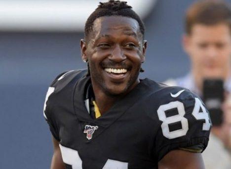 New England Patriots sack Antonio Brown over rape accusations