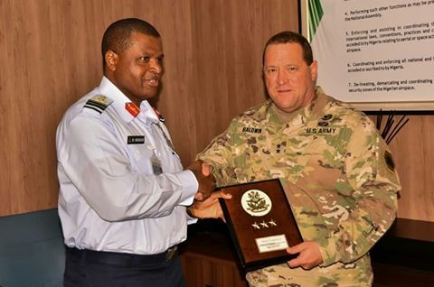 Nigeria-US Military cooperation: US assures NAF of increased support