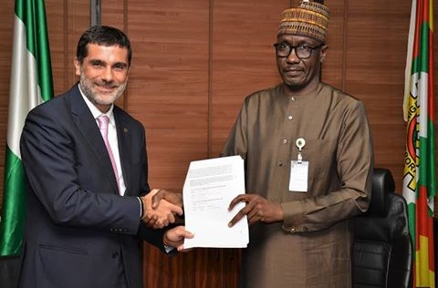 NNPC signs agreement with NAOC on 4 OML