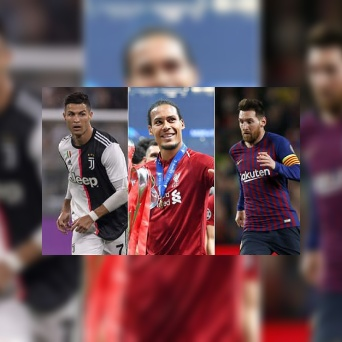 Messi, Cristiano and Van Dijk unveiled for FIFA's Best 2019