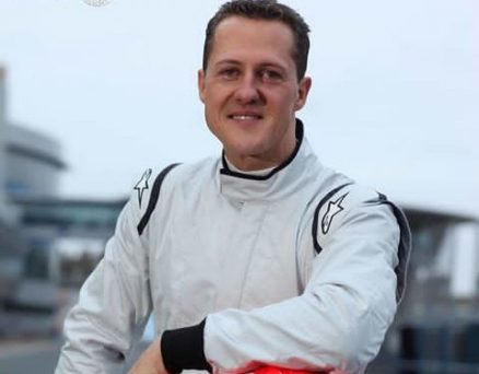 Michael Schumacher undergoing a secret treatment in Paris