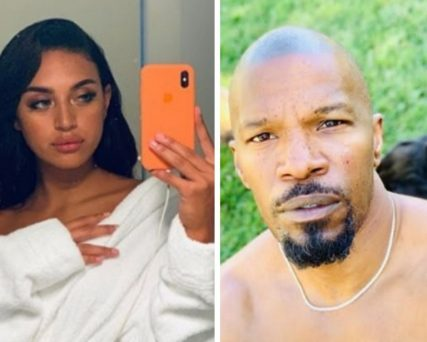 Jamie Foxx is 32-years older than his new girlfriend, Sela Vave