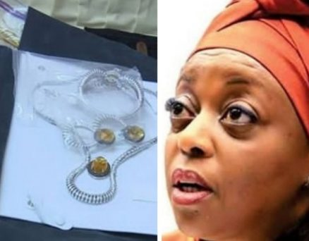 Court orders final forfeiture of Diezani's Jewellery worth $40m