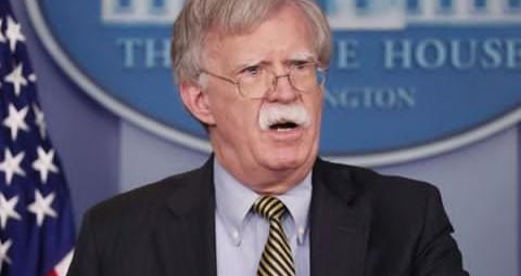 President Trump sacks national security adviser John Bolton
