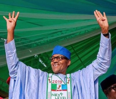 Buhari congratulates David Lyon as APC cruised to victory in Bayelsa