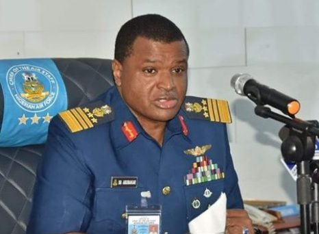 NAF Appoints Branch Chiefs, Redeploys Air Officers Commanding