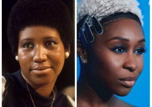 Nigerian Cynthia Erivo to play Aretha Franklin in a biopic series Genius