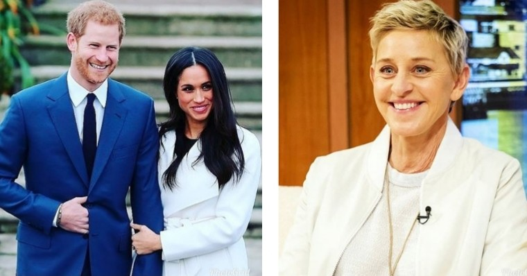 Ellen Degeneres praises Prince Harry and Meghan for suing Press