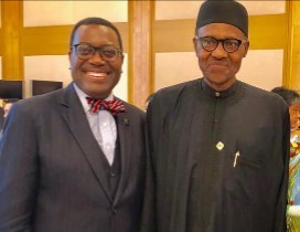 Buhari nominates Dr Adesina for re-election as AfDB President