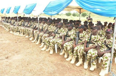 Internal Security: NAF Inaugurates New Batch Of Special Forces