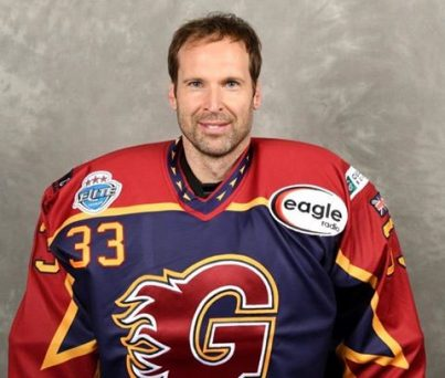 Petr Cech returns to ice hockey as he signs for Guildford Phoenix