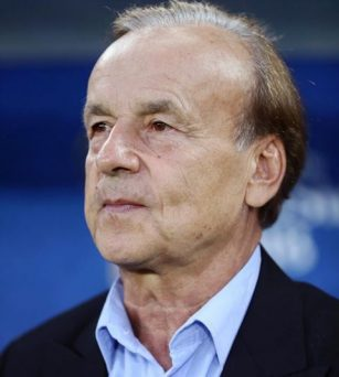 Gernot Rohr denies talk he wants to quit, eyes 2021 AFCON qualifiers