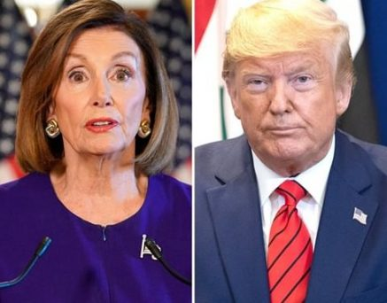 Nancy Pelosi Calls For The Drafting Of Trump's Impeachment Articles