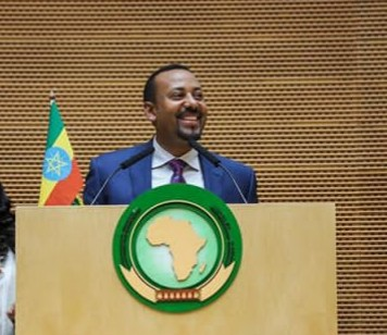 Ethiopia's Prime Minister Abiy Ahmed wins 2019 Nobel Peace Prize